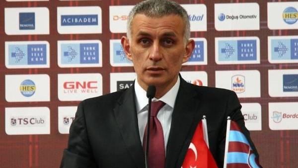 Hacıosmanoğlu: 'Hayalim Şampiyonlar Ligi finali'