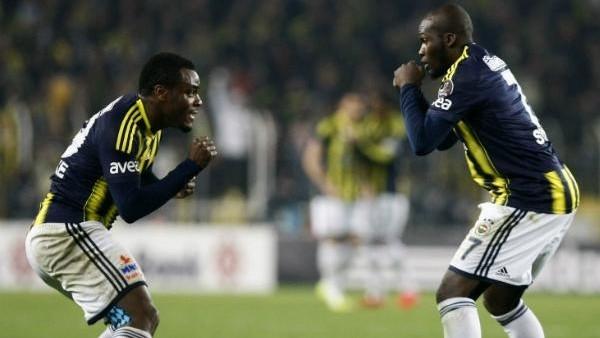 Moussa Sow yine taraftarı çıldırttı