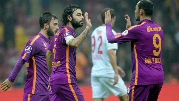 Eskişehirspor-Galatasaray maçında 11'ler belli oldu