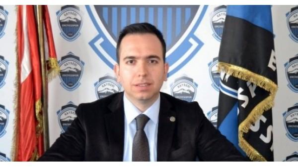 Kayseri Erciyesspor galibiyete kilitlendi