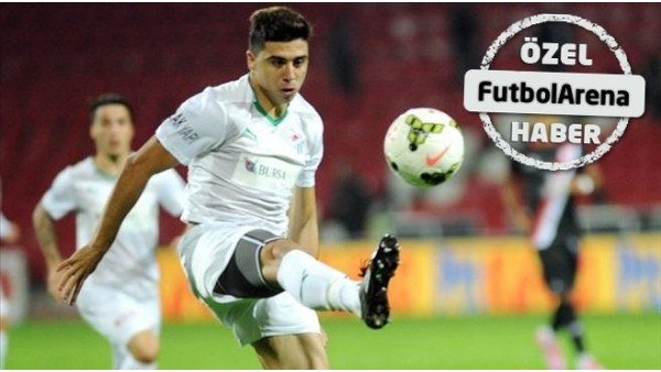 Bursaspor, Ozan Tufan'ı satmayacak!