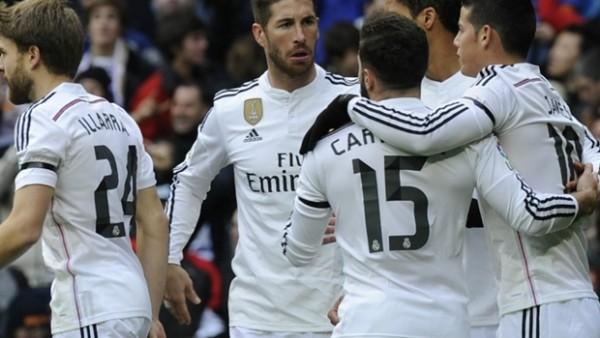 Real Madrid, Sociedad'ı 4-1'le geçti