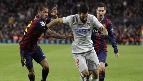 Barcelona, Atletico Madrid'i 1-0 mağlup etti