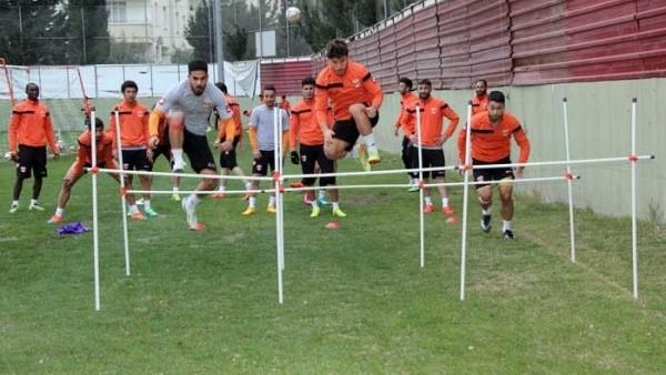 Adanaspor'da gözler Şanlıurfaspor maçında