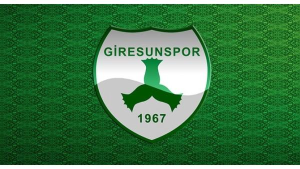 Giresunspor'da iki maçtan 6 puan hedefliyor