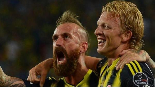 Fenerbahçe'de Kuyt ve Meireles için yoğun çalışma