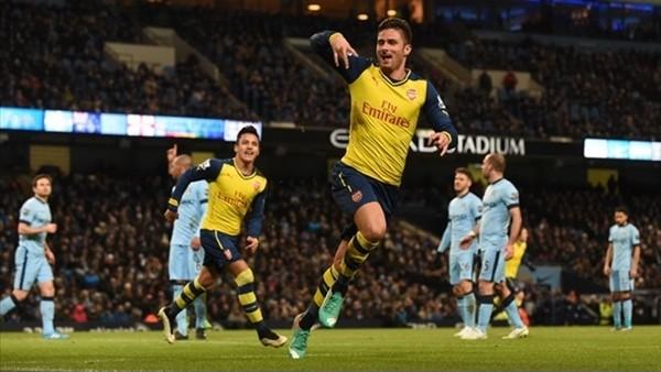 Arsenal, Manchester City engelini kolay aştı