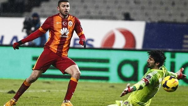 Galatasaray derbide Beşiktaş'ı 2-0 yendi