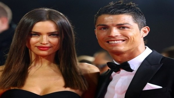 Ronaldo - İrina ayrılığı resmen açıklandı
