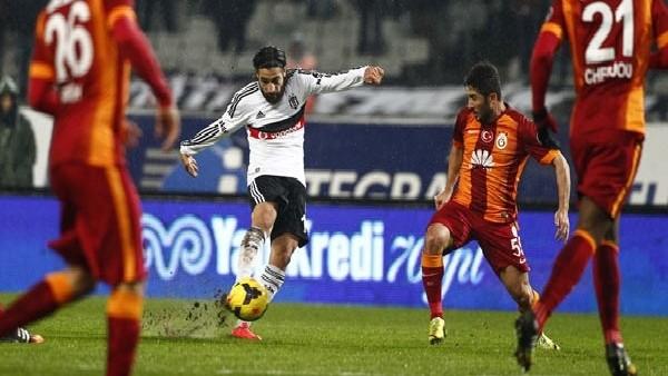 Galatasaray'da Sabri reis coştu