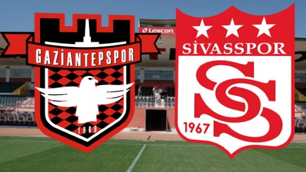 Gaziantepspor-Medicana Sivasspor maçı 10 lira