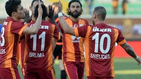 Galatasaray, Rize'yi ağırlıyor