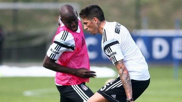 Demba Ba ve Jose Sosa'ya özel görev