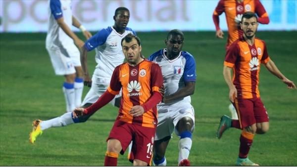 Galatasaray, Royal Cup'ta farklı kazandı