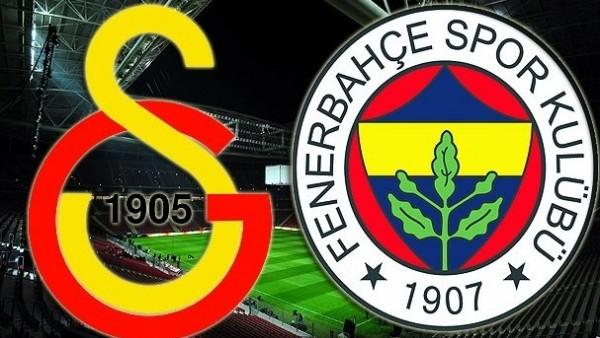 Galatasaray, Fenerbahçe'yi lider yaptı