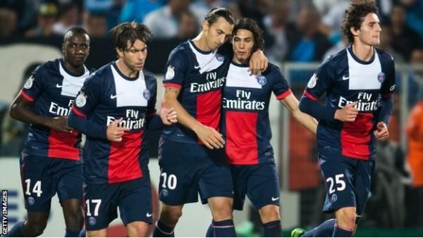 PSG, Montpellier'i 3-0 yendi