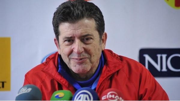 Güvenç Kurtar: 'Karşıyaka maçını kazanarak, taraftarımızı mutlu etmek istiyoruz'