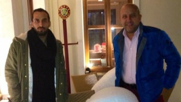 Erkan Zengin'in menajeri konuştu: 'İsveç'e gitmesin diye zor tutuyorum'