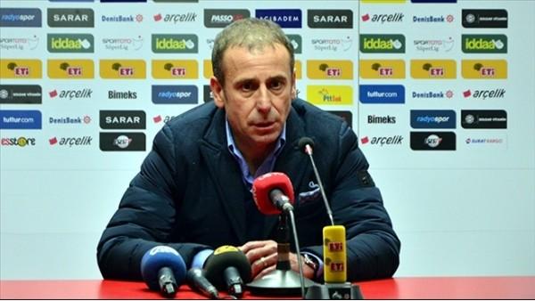 Abdullah Avcı: 'Kazandık ama...'