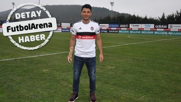 Beşiktaş'ın Tolgay Arslan fedakarlığı