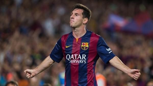 Lionel Messi, 30. kez hat-trick yaptı!