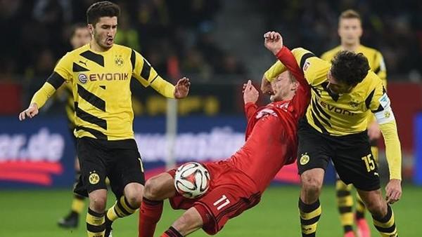 Borussia Dortmund sonuncu sırada