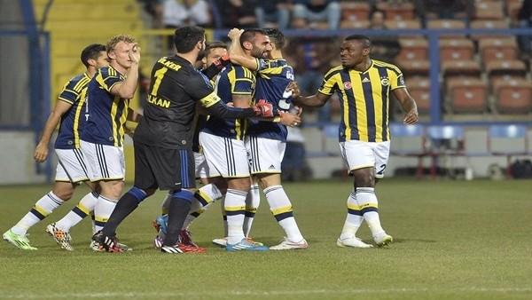 Fenerbahçe ilk golü attığı 11 maçı da kazandı!