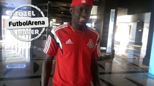 Niasse, Galatasaray'a gelmek istediğini açıkladı!