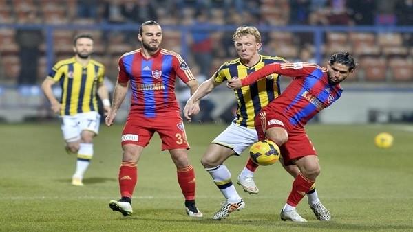 Fenerbahçe, Süper Lig'de 4 maç aradan sonra gol yedi