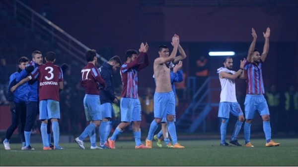 Trabzonspor, Avni Aker'de çok farklı