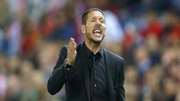 Diego Simeone: 'Hedefimiz 3. sırada bitirmek'