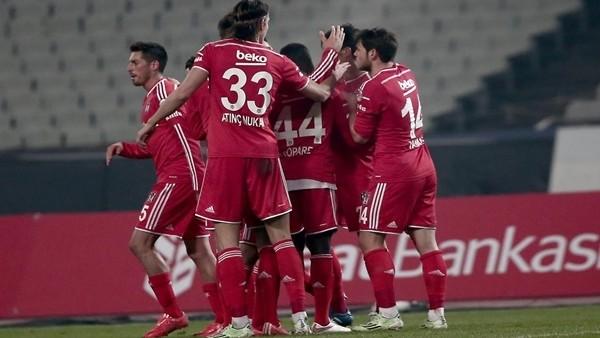 Tolgay attı, Beşiktaş rahat kazandı!