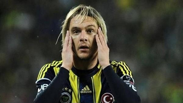 Milos Krasic'ten Fenerbahçe'ye sitem