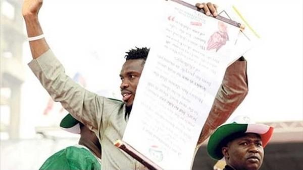 Joseph Yobo, siyasete el attı!