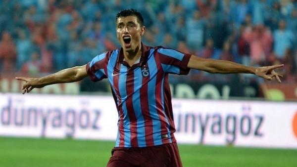 Trabzonspor'da Cardozo rüzgarı esiyor