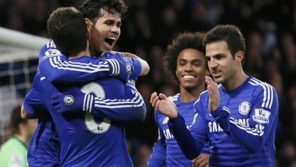 Chelsea coştu!