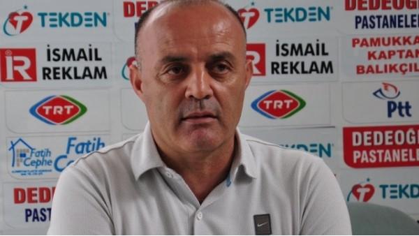 Denizlispor hocasına 2 maç ceza