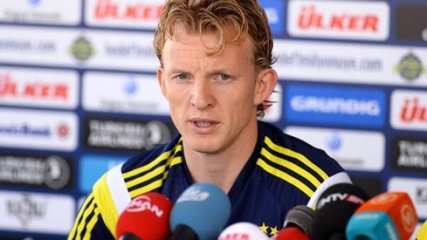 Dirk Kuyt: 'Fenerbahçe güçlü olduğunda...'