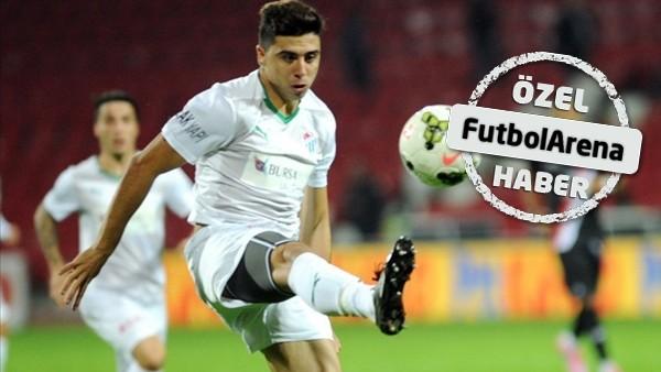 Trabzonspor'da hedef Ozan Tufan