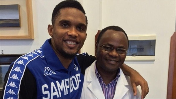 Samuel Eto'o transferi bitti!