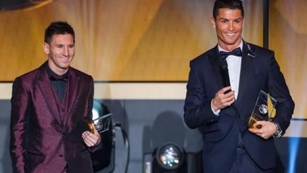 Ronaldo ile Messi birbirlerine oy vermedi
