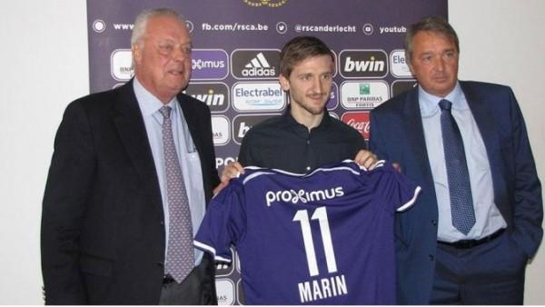 Chelsea'li yıldız isim Anderlecht'e kiralandı