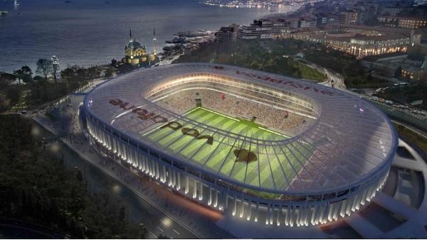 Umut Güner: 'Vodafone Arena, Türkiye'nin en iyi stadı olacak'
