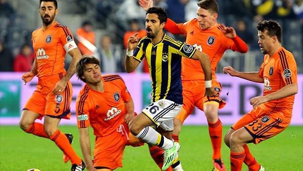 Fenerbahçe, Başakşehir'i rahat geçti