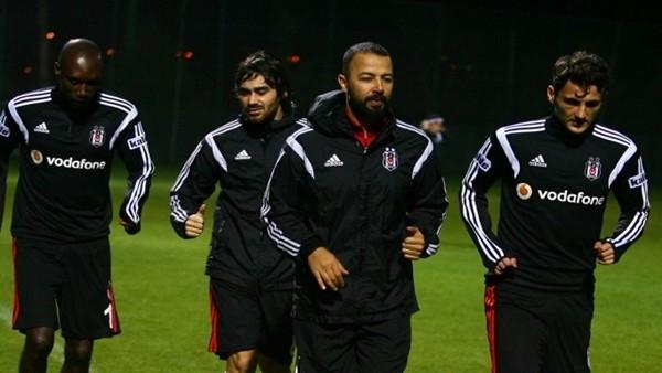 Beşiktaş, Gençlerbirliği hazırlıklarına başladı
