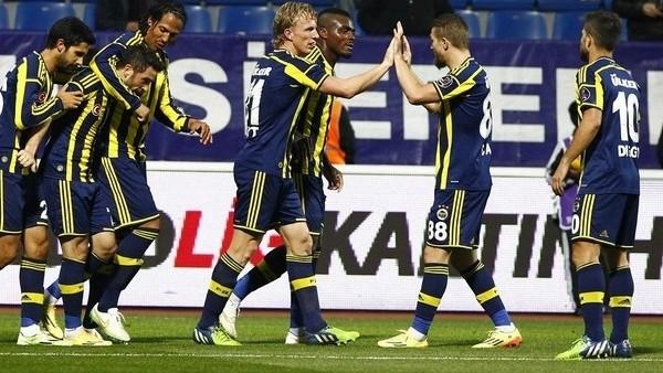 Karabük-Fenerbahçe maçında 11'ler belli oldu