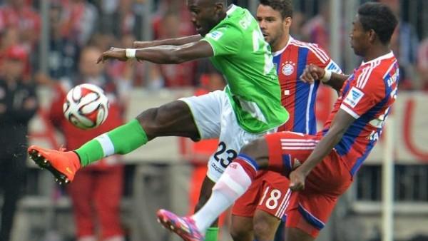 Bayern, Wolfsburg'dan 5-1'den sonra bir kez daha fark yedi