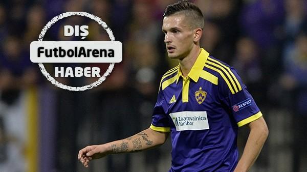 Maribor'lu Petar Stojanovic Beşiktaş yolunda