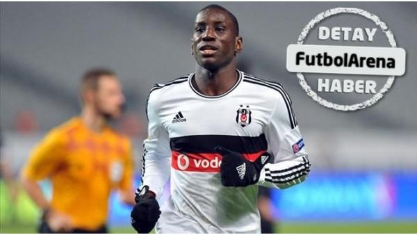 Demba Ba milli takıma alınmadı, Beşiktaş'ta coştu!