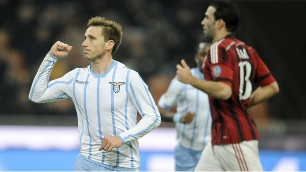 Lazio'dan Milan'a darbe! Çeyrek final...
